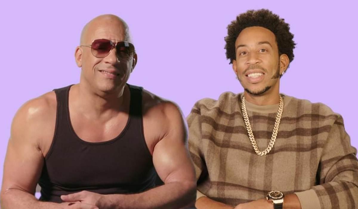 Ludacris And Vin Diesel Explain 'Fast & Furious' Lyrical ...